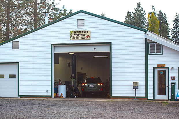 Shadetree Automotive in White Salmon